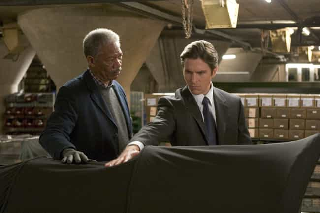 Lucius Fox is listed (or ranked) 2 on the list The Best Qs In Fiction