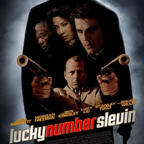 Lucky Number Slevin is listed (or ranked) 23 on the list The Best Bruce Willis Movies