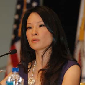 Lucy Liu is listed (or ranked) 8 on the list Famous University Of Michigan Alumni