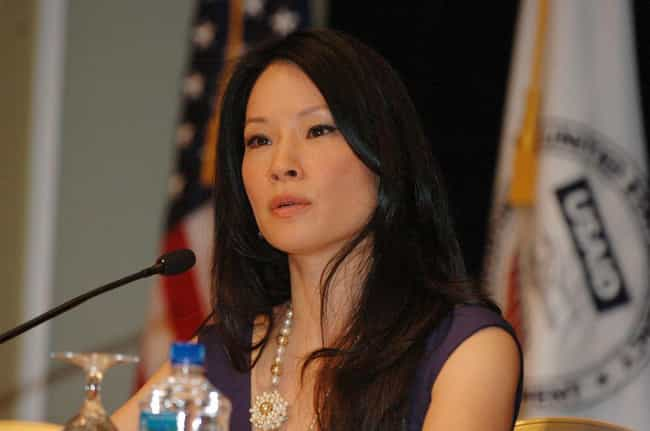 Lucy Liu is listed (or ranked) 2 on the list 33 Celebrities Who Were in Chi Omega