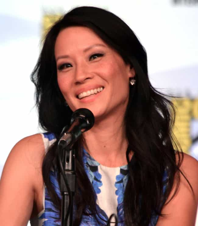 Lucy Liu is listed (or ranked) 7 on the list 53 Celebrities Who Own Horses