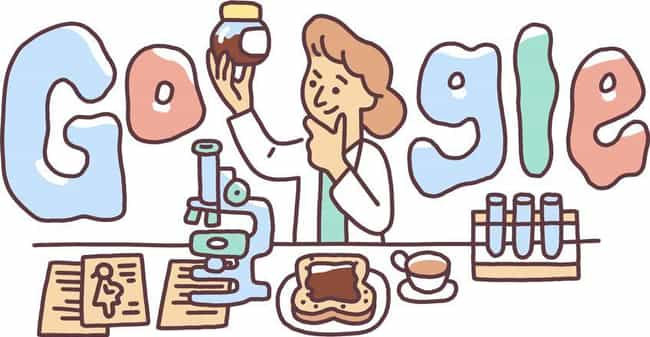 Lucy Wills is listed (or ranked) 1166 on the list Every Person Who Has Been Immortalized in a Google Doodle