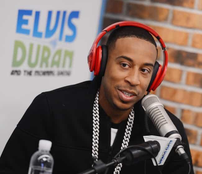 Ludacris is listed (or ranked) 3 on the list Celebrities Born On 9/11
