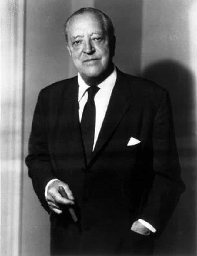 Ludwig Mies van der Rohe... is listed (or ranked) 1 on the list Famous People Buried in Graceland Cemetery