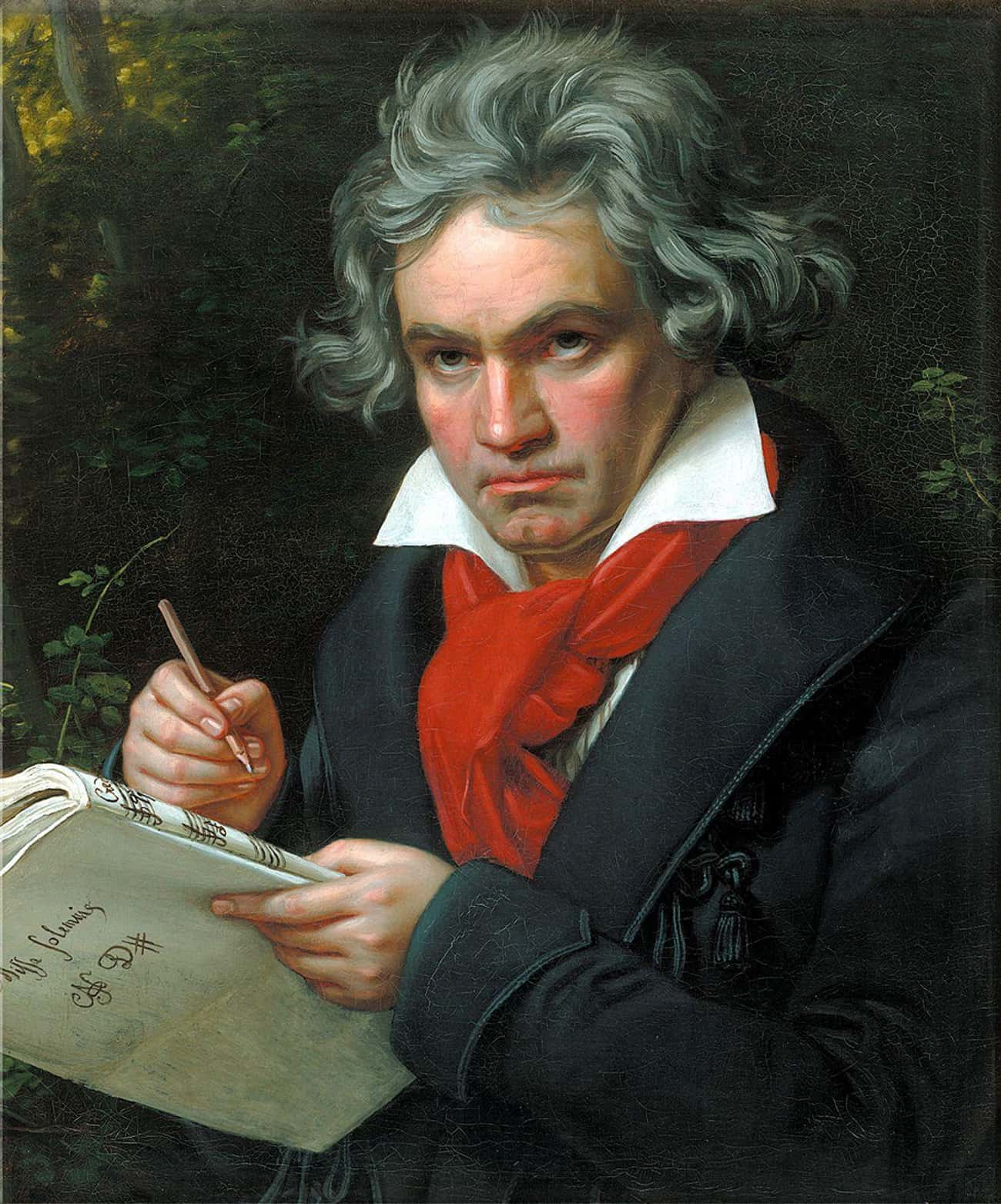 Ludwig van Beethoven Discovered A New Way To Hear When He Went Deaf