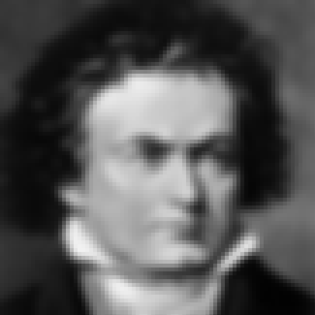 Ludwig van Beethoven is listed (or ranked) 3 on the list Dying Words: Last Words Spoken By Famous People At Death