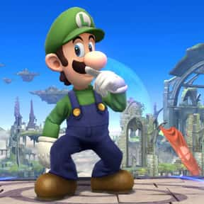 Luigi is listed (or ranked) 12 on the list The Best Super Smash Brothers 4 Characters (Wii U & 3DS), Ranked