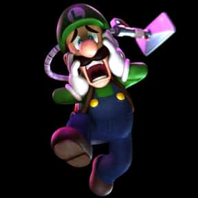 Luigi is listed (or ranked) 7 on the list Easy Costumes If You Already Have Overalls