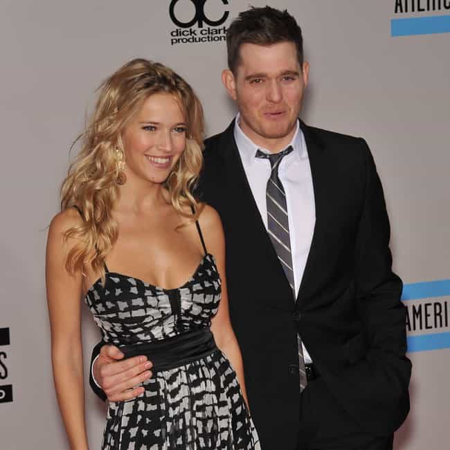 Luisana Lopilato is listed (or ranked) 1 on the list Michael Bublé Relationships and Dating History