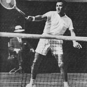 Luis Ayala is listed (or ranked) 7 on the list The Best Men's Tennis Players of the 1950s