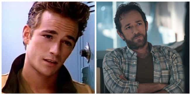 Luke Perry is listed (or ranked) 4 on the list Heartthrobs From The '90s Ranked By How Hot They Still Are