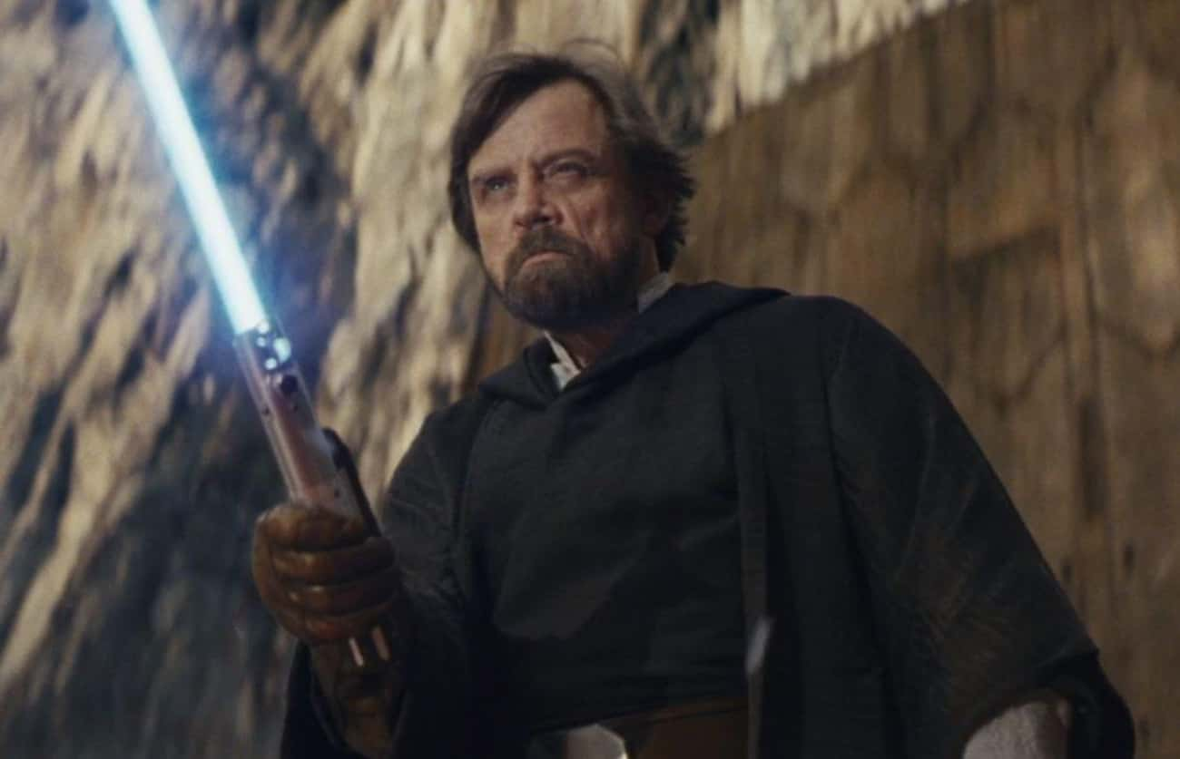 Luke Skywalker Has Plenty On His Plate Restoring The Jedi Order