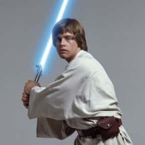 Luke Skywalker is listed (or ranked) 9 on the list The Greatest Kid Characters in Film