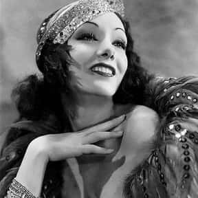 Lupe Vélez is listed (or ranked) 16 on the list List of Famous Silent Film Actresses