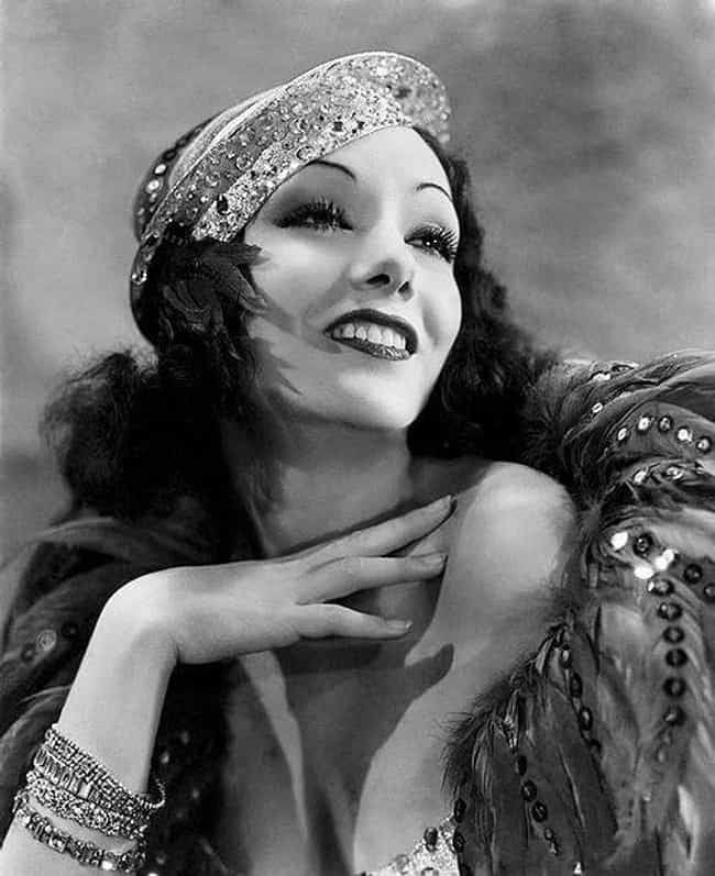 Lupe Vélez is listed (or ranked) 8 on the list Women Who Anthony Quinn Has Dated