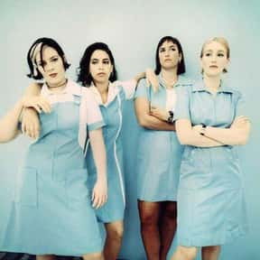 Luscious Jackson is listed (or ranked) 13 on the list Grand Royal Complete Artist Roster