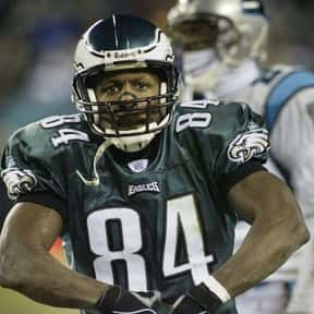 Luther Broughton is listed (or ranked) 20 on the list The Best Philadelphia Eagles Tight Ends Of All Time