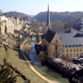 Luxembourg is listed (or ranked) 14 on the list The Best Countries for American Expats