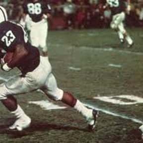 Lydell Mitchell is listed (or ranked) 8 on the list The Best Penn State Football Players of All Time