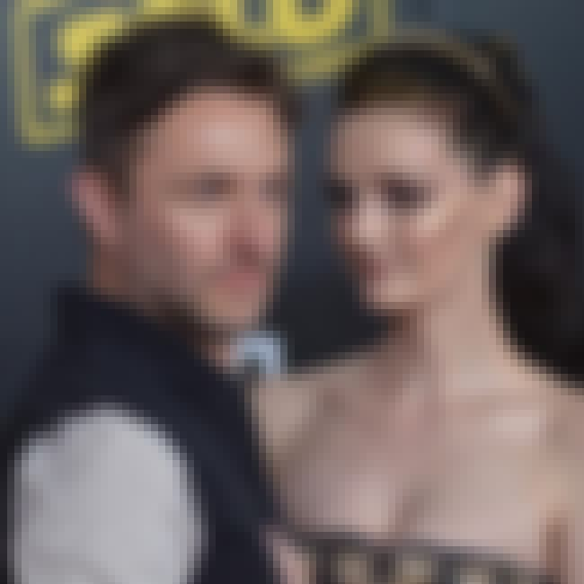 Lydia Hearst is listed (or ranked) 1 on the list Chris Hardwick Loves and Hookups