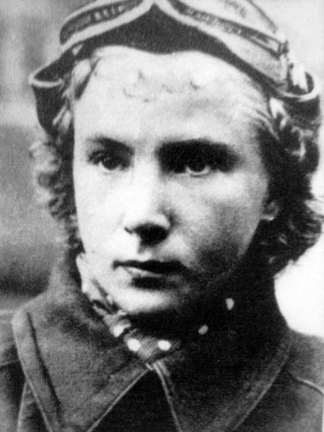 Lydia Litvyak is listed (or ranked) 4 on the list 28 Female War Heroes You've Never Heard About