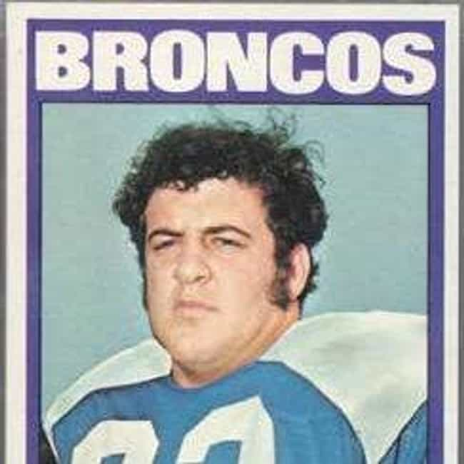 Lyle Alzado is listed (or ranked) 4 on the list Famous Lawrence High School Alumni
