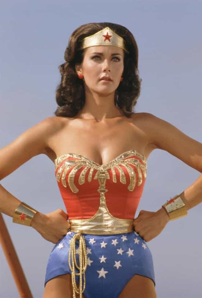 Lynda Carter is listed (or ranked) 4 on the list 52 Famous Women Who Used to Be Girl Scouts