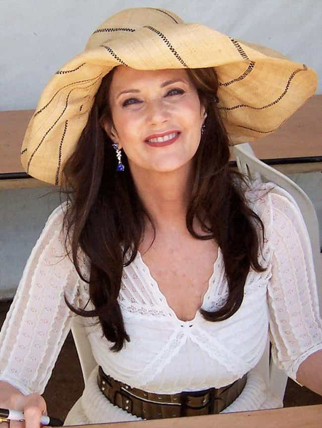 Lynda Carter is listed (or ranked) 4 on the list 20 Famous Women Who Used to Be Girl Scouts
