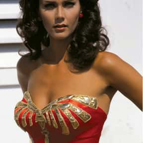 Lynda Carter is listed (or ranked) 8 on the list The Best Actors in Live-Action Comic Book TV Shows