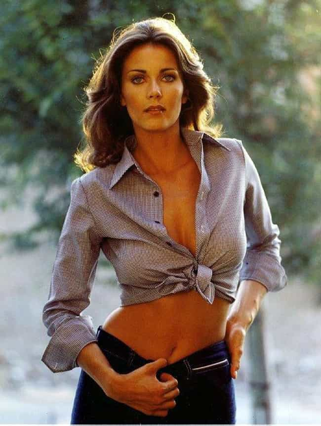 Lynda Carter is listed (or ranked) 2 on the list The Hottest Babes of the 70s