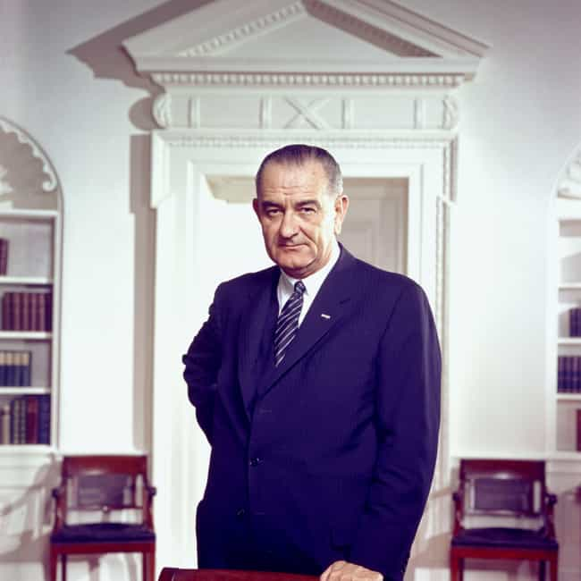 Lyndon B. Johnson is listed (or ranked) 1 on the list 10 World Leaders Who Were Outrageously Abusive To Their Staffs