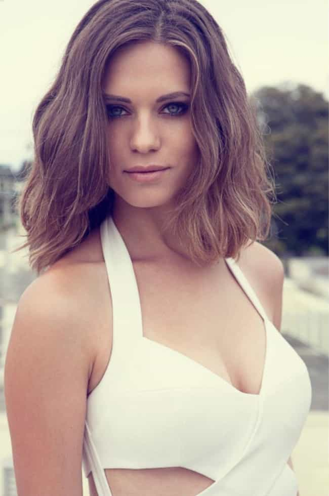 Lyndsy Fonseca is listed (or ranked) 4 on the list The Hottest Primetime TV Actresses 2015