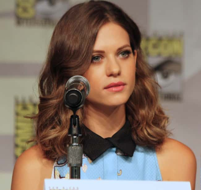 Lyndsy Fonseca is listed (or ranked) 32 on the list The Most Captivating Celebrity Eyes (Women)
