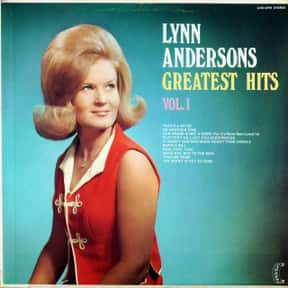 Lynn Anderson is listed (or ranked) 5 on the list Famous People Named Lynn