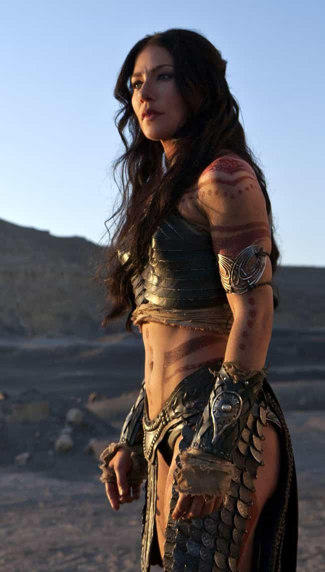 Lynn Collins is listed (or ranked) 4 on the list Wonder Woman Casting Call: Who Should Play Wonder Woman?
