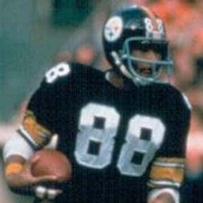 Lynn Swann is listed (or ranked) 4 on the list Undeserving Members of the Pro Football Hall of Fame