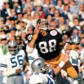Lynn Swann is listed (or ranked) 9 on the list The Best Pittsburgh Steelers of All Time