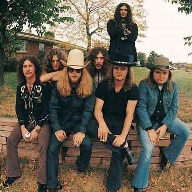 Lynyrd Skynyrd is listed (or ranked) 2 on the list The Best Band Name Origins Stories
