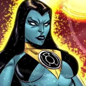 Lyssa Drak is listed (or ranked) 20 on the list The Best Green Lantern Villains Ever