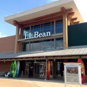 L.L.Bean is listed (or ranked) 14 on the list The Best Girls' Clothing Brands