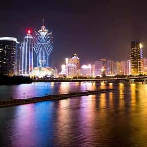 Macau is listed (or ranked) 19 on the list The Best Asian Cities to Visit