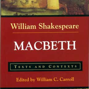 Macbeth is listed (or ranked) 9 on the list The Top Must-Read Books of All Time