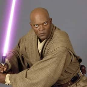 Mace Windu is listed (or ranked) 6 on the list Which Star Wars Characters Deserve Spinoff Movies?