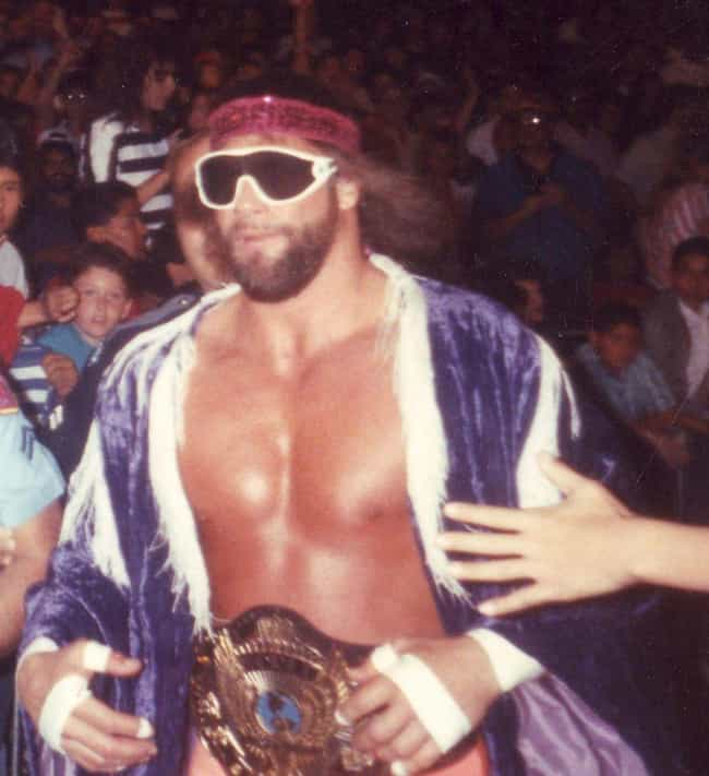 Randy Savage is listed (or ranked) 1 on the list The Hottest Wrestlers of All Time