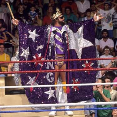Randy Savage is listed (or ranked) 1 on the list The Best WWE King of the Ring Champions