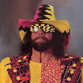 """""""Macho Man"""" Randy Savage is listed (or ranked) 8 on the list The Greatest Pro Wrestlers of All Time"""