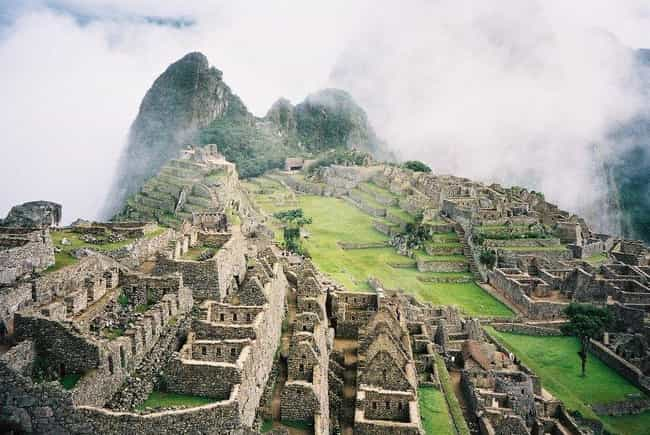 Machu Picchu is listed (or ranked) 2 on the list 16 Underrated Historical Monuments That Should Be Wonders of the Ancient World