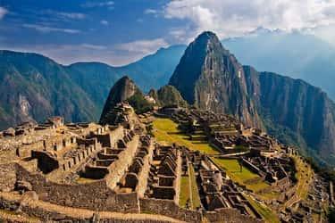 Machu Picchu Is Younger Than The Printing Press