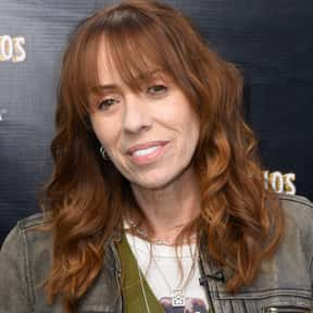Mackenzie Phillips is listed (or ranked) 3 on the list Famous People From Virginia