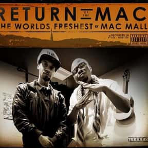 Mac Mall is listed (or ranked) 12 on the list The Best Hyphy Artists